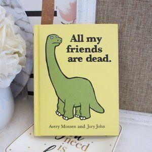 Comedy Book : All My Friends Are Dead